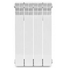 Радиатор биметаллический ОАЗИС 500/80  (4 секции)