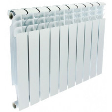Радиатор биметаллический ОАЗИС 500/80  (10 секций)