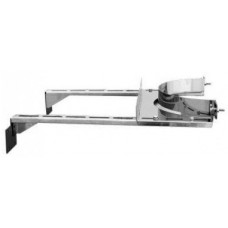 Штанга для стенового хомута (AISI 430) L750
