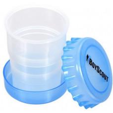 Стакан складной пластиковый 200 мл BOYSCOUT
