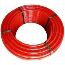 Труба PE-RT 16*2.0 д/теплого пола, красная 200 м VALFLEX (Pro Aqua)
