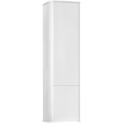 Пенал Jorno Pastel 125 подвесной (белый жемчуг)